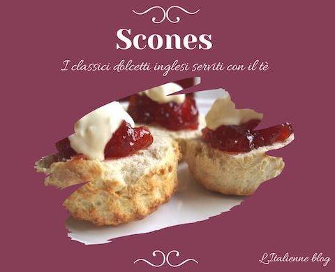 classici dolcetti inglesi serviti con il tè